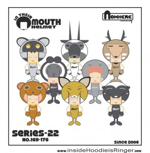 Mouth - RZ series 22