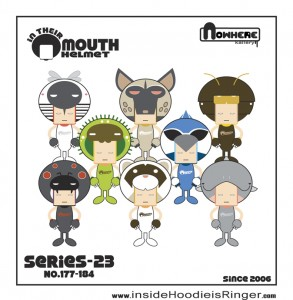 Mouth - RZ series 23