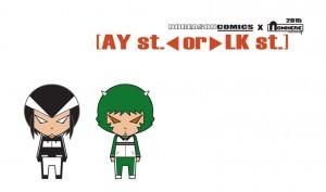 [AY st. or LK st.] - AY Team 03