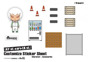 test epic Sticker Sheet test